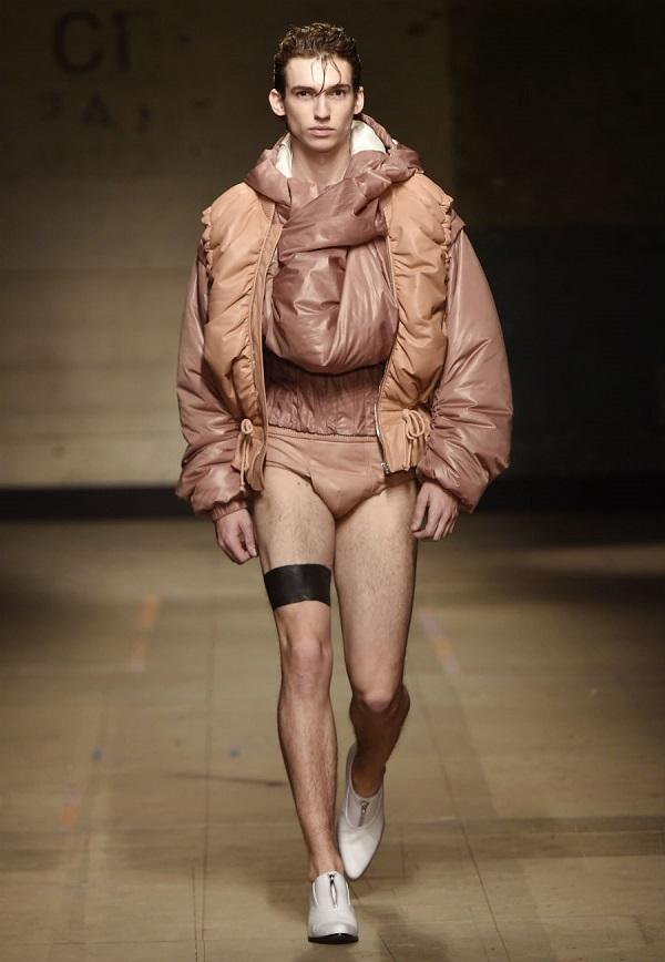 Лондонская неделя мужской моды 2017