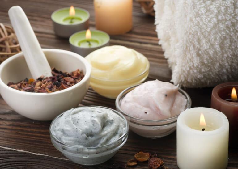 Омолаживающий крем для лица в домашних условиях
