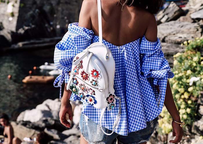 11 классных и симпатичных рюкзаков для женщин