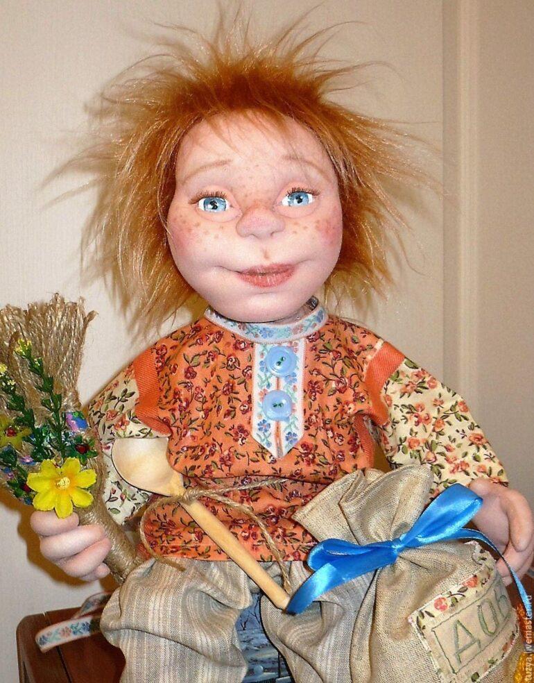 кукла - домовой