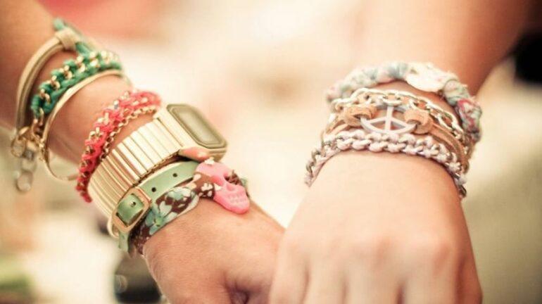 браслеты обереги на руку