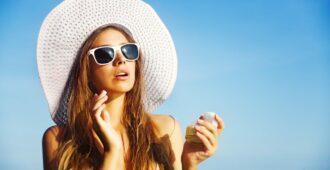 как защитить лицо от солнца
