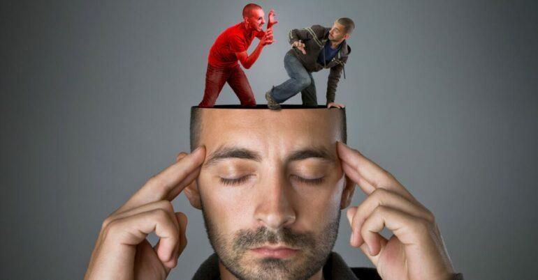 голова мужчины