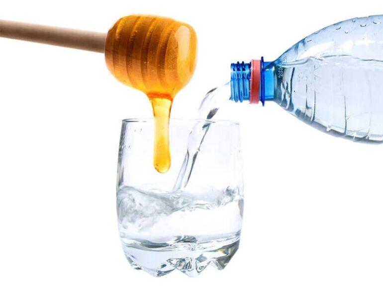 мед и вода