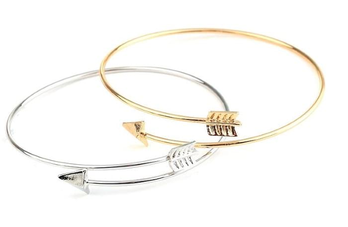 браслеты из золота и серебра