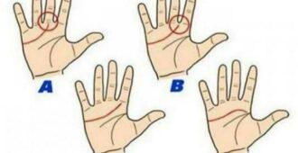 Что линия сердца на руке говорит