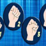 Тест сожми кулак