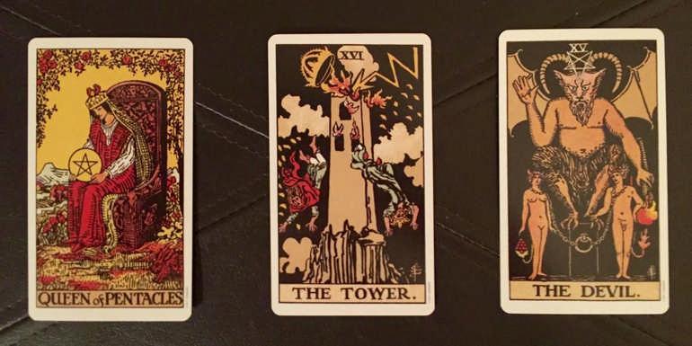 Таро на 3 картах