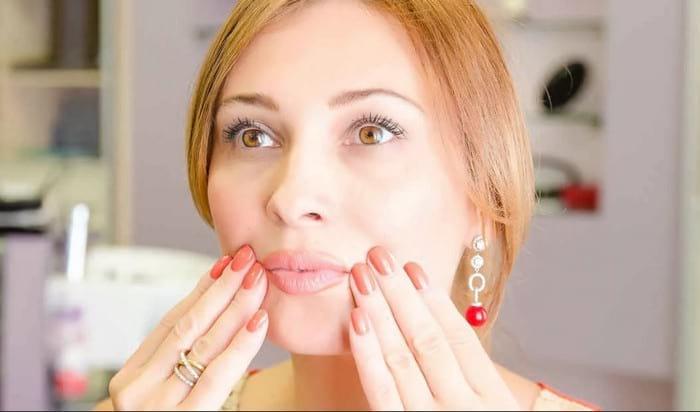 Как можно убрать носогубные морщины без косметолога