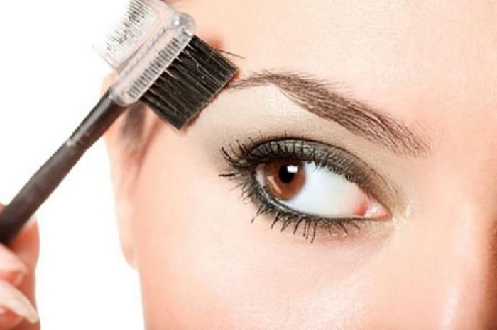 Как «сделать» брови самостоятельно