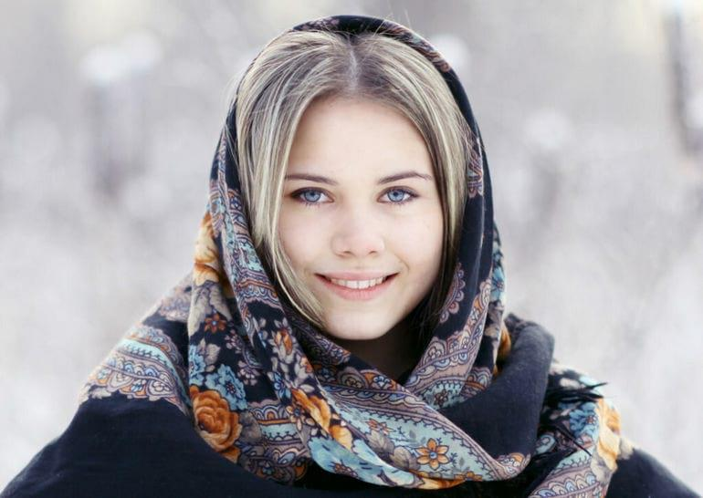 как завязать платок на голове разными способами