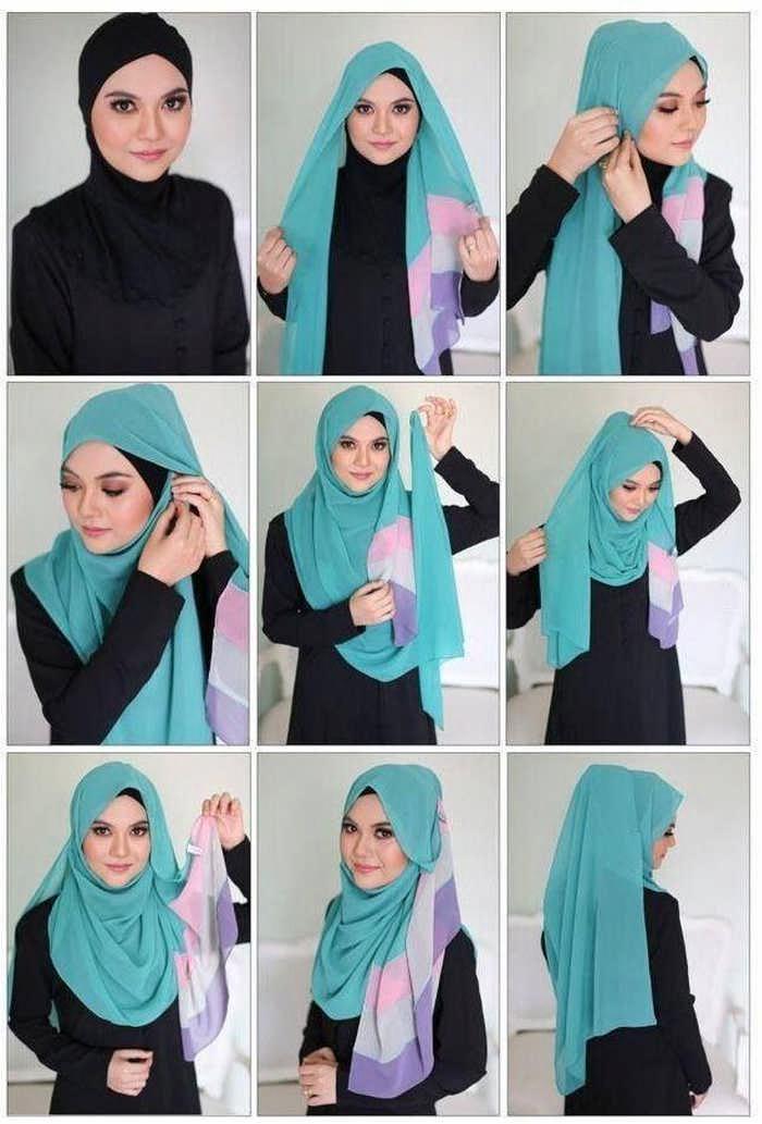 Мусульманский хиджаб