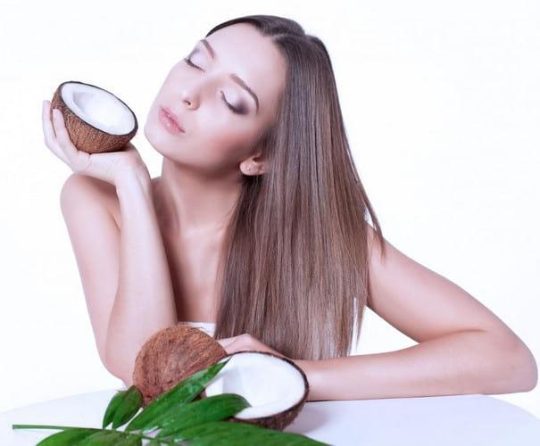 Чем полезно кокосовое масло для волос