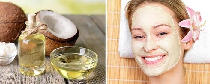 Кокосовое масло для ухода за лицом: состав и способы использования
