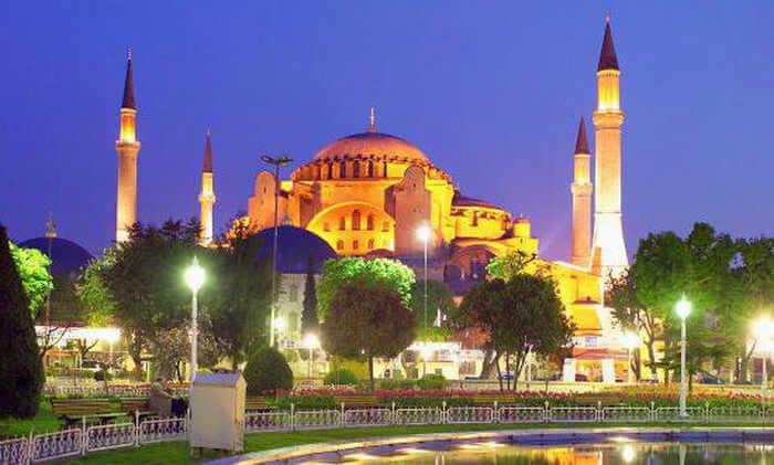 Древняя и современная Турция