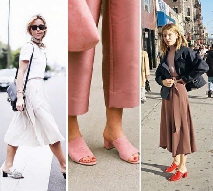 Модные тенденции на весну 2017 года