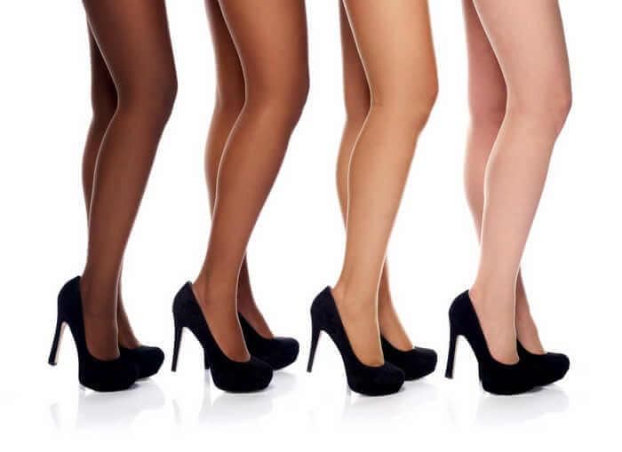 Практикум по выбору женских колготок