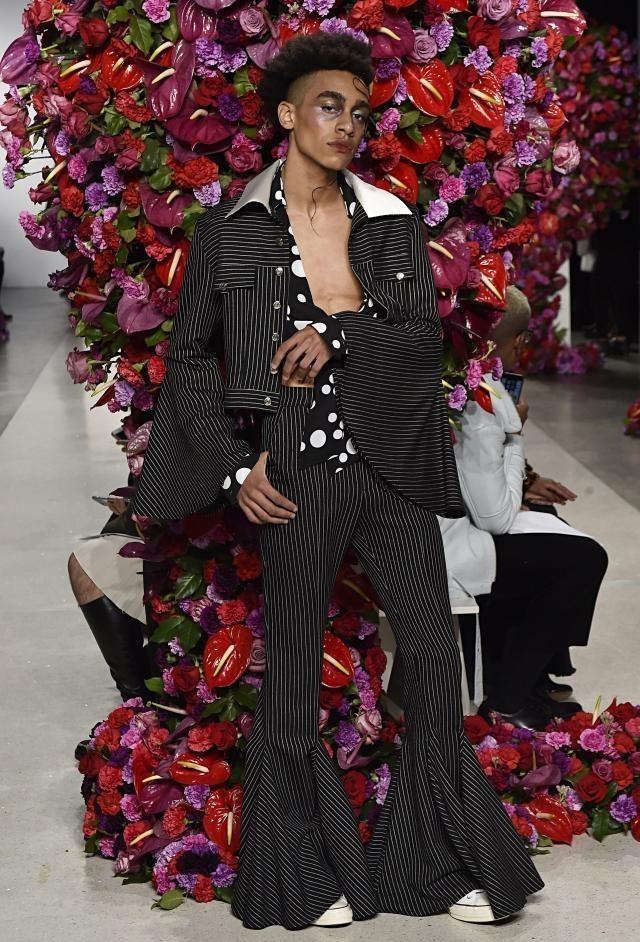 На неделе моды в Нью-Йорке показали, как должен выглядеть модный мужчина