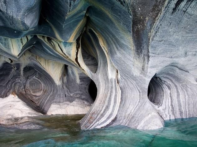 Топ-5 самых впечатляющих пещер