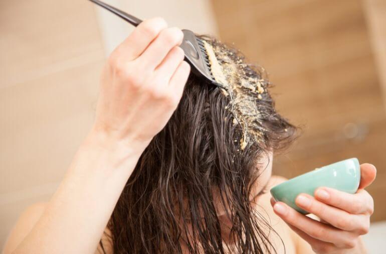 Горчичная маска для волос : как правильно приготовить и пользоваться