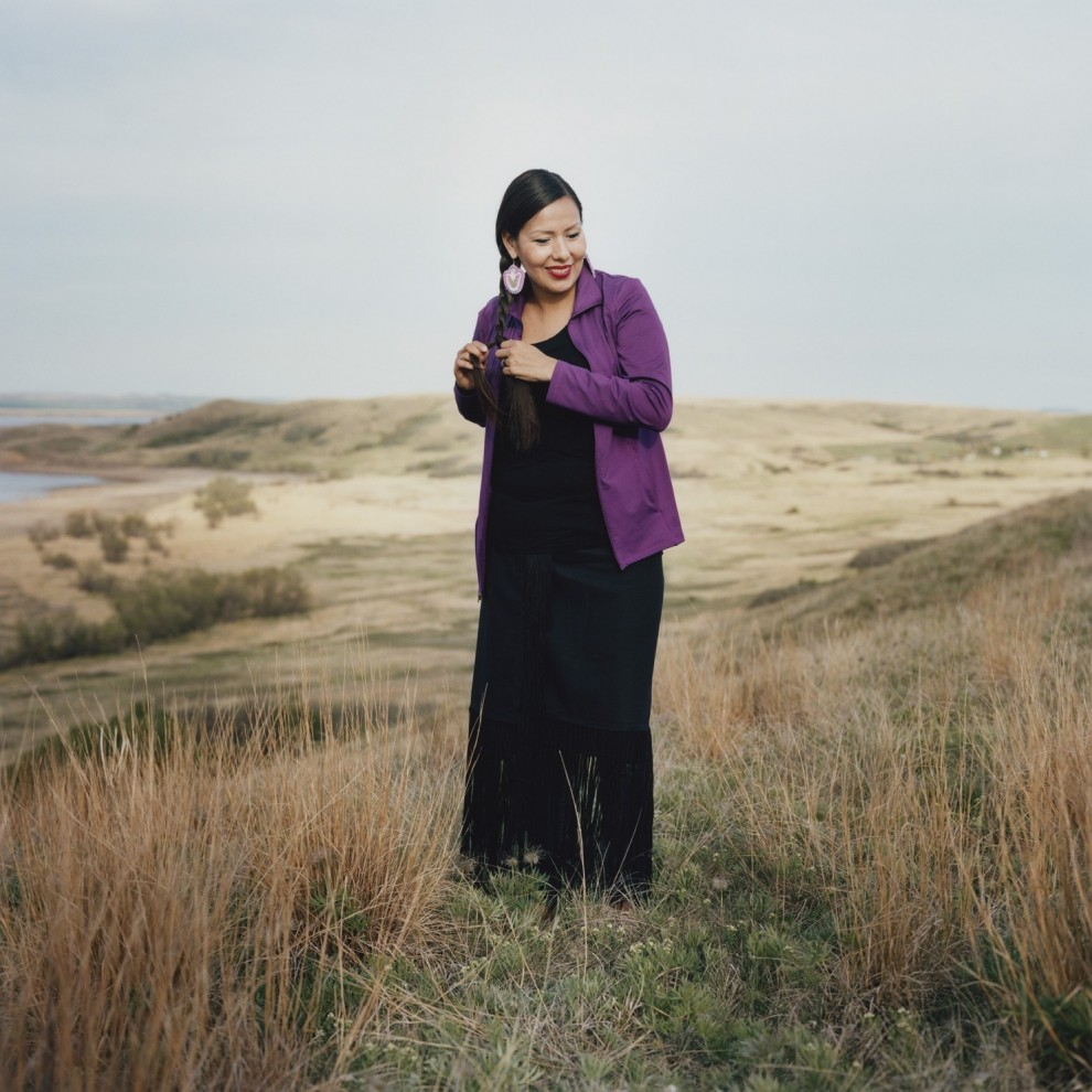Как выглядят современные американские индейцы?