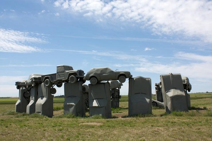 Топ самых эксцентричных памятников мира