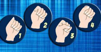 Как узнать характер по кулаку