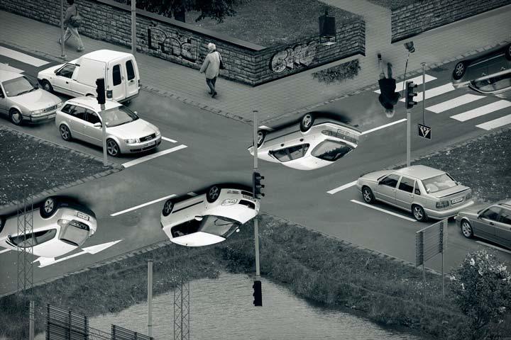 Невозможные иллюстрации от Эрика Йоханссона