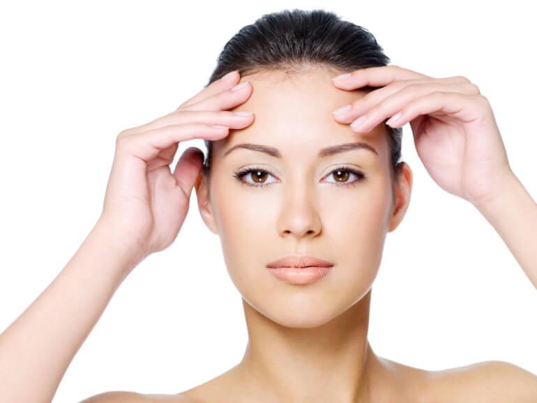 Эффективная гимнастика для лица и шеи: убираем щеки