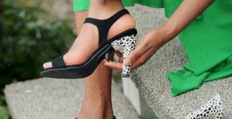 Эти туфли со сменными каблуками в одно мгновение покорили всех женщин
