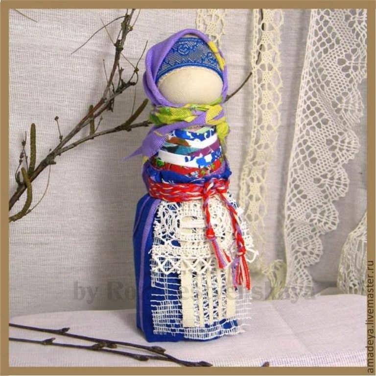 Славянские куклы обереги на все случаи жизни