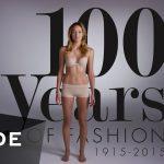 Как менялась мода на протяжении 100 лет? - Секреты вдохновения
