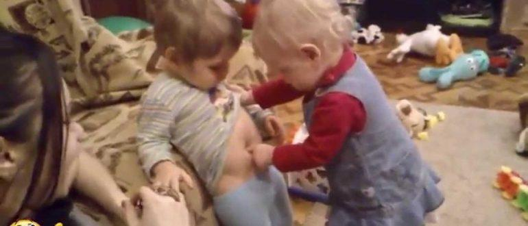 Крутое видео про смешных деток! - Секреты вдохновения