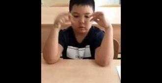 Мальчик-калькулятор заразил всех ментальной арифметикой - Секреты вдохновения