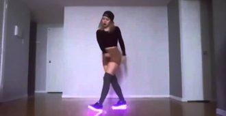 top neveroyatnyh shuffle dance
