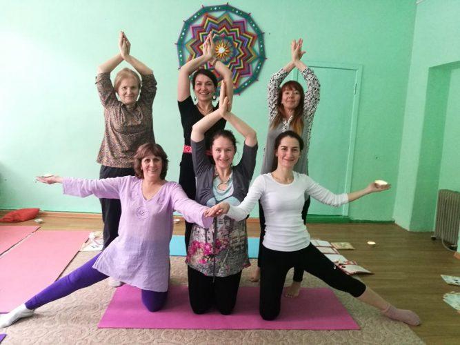 Для славянской гимнастики нет ограничений в возврасте