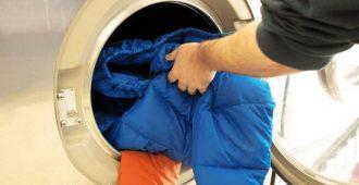 Как постирать куртку на синтепоне