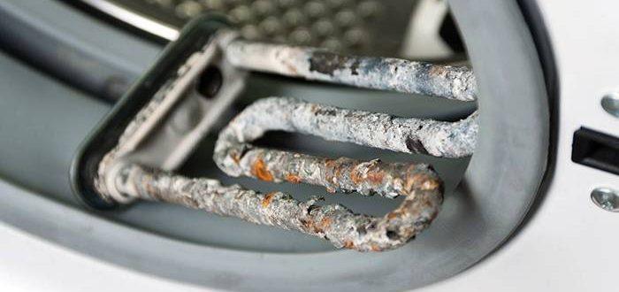 Как почистить стиральную машину от накипи и грязи внутри