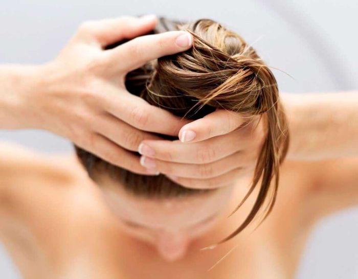 Корень лопуха для волос
