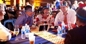 веселые конкурсы за столом на день рождения