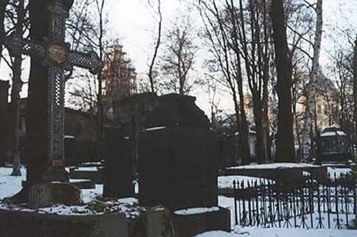 Самые мистические места Санкт Петербурга