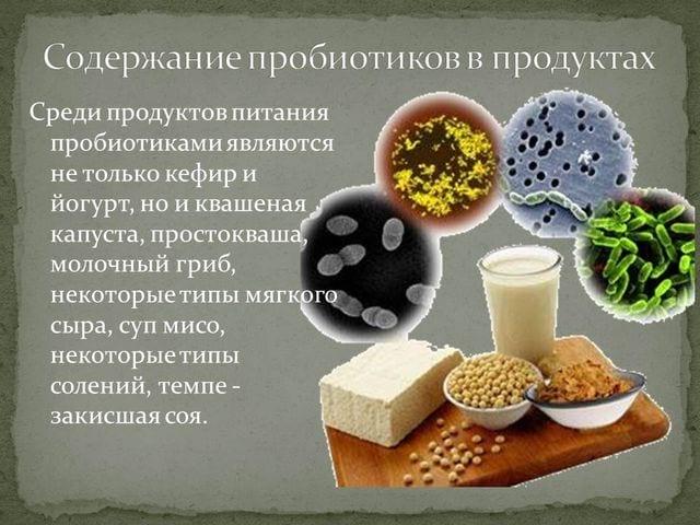 Пробиотики для кишечника: что тэто такое