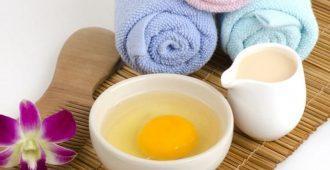 Как мыть голову яйцом вместо шампуня