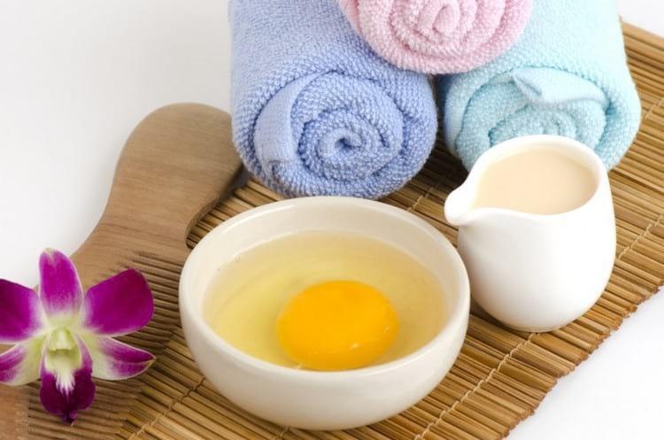 Как мыть голову яйцом вместо шампуня: советы и рецепты
