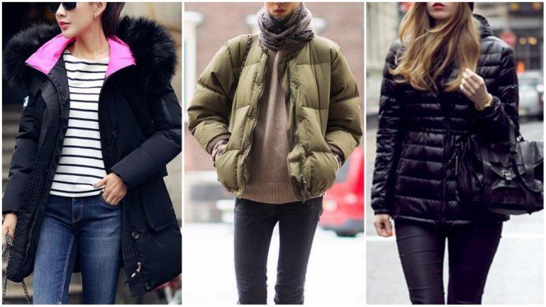 Женская зимняя верхняя одежда: модные идеи, фото