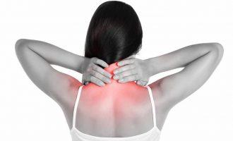 Воротниковая зона спины: способы избавления от основных проблем
