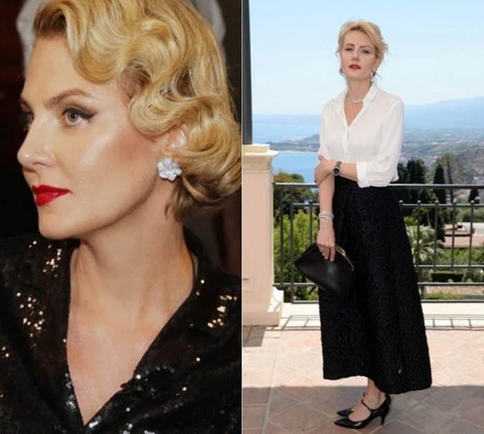 Мода для стильных женщин за 50: уроки элегантности