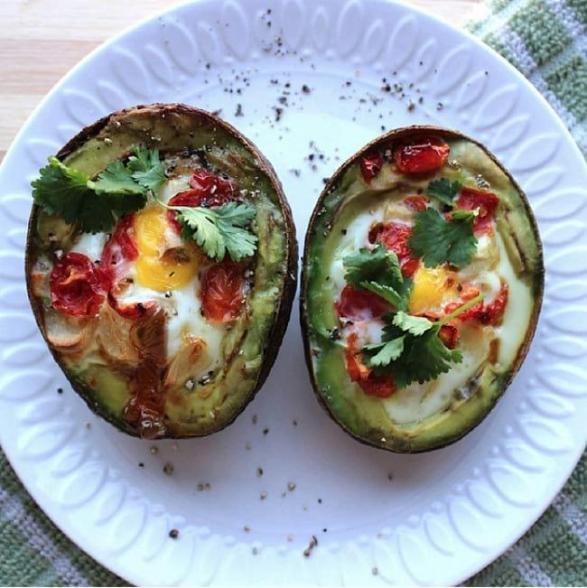 Топ-12 блюд для здоровья