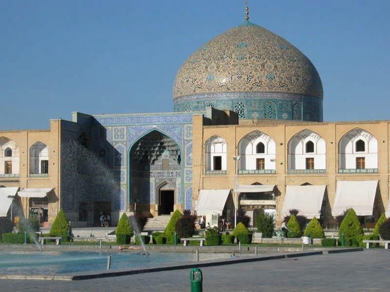 Мечеть шейха