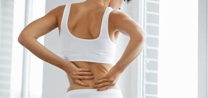 Упражнения для исправления осанки - Прямая спина